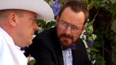 "Walt possesses a full head of hair and a beard in the webisode depicting Hank's ""Wedding Day"" confession."