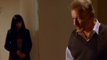 "Jane's father (John de Lancie) is very disappointed by her in ""Phoenix."""