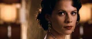 "In her first of two 2008 English period dramas, Hayley Atwell plays Julia Flyte, the love interest whom religious affiliation precludes from involving with Charles. (The second was ""The Duchess."")"