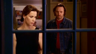 The series doesn't paint a cheery picture of marriage; the most-featured wedded couple, Sarah (Rachel Griffiths) and Joe Whedon (John Pyper-Ferguson), is plagued by relationship problems.