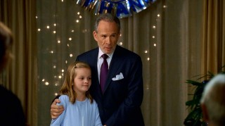 "The youngest (Kerris Lilla Dorsey) and oldest (Ron Rifkin) members of the Walker family come together to celebrate Hanukkah in ""Light the Lights."""