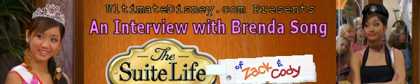 "Interview with Brenda Song, Star of ""The Suite Life of Zack and Cody"""