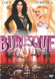 Burlesque DVD cover art -- click to buy DVD from Amazon.com