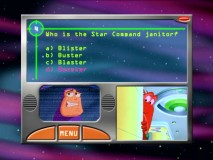 The Star Command Trivia Game doesn't exactly break the mold in providing slight set-top diversion.