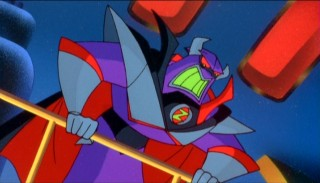 "As in ""Toy Story 2"", Emperor Zurg is presented as a foe, though this time he's to be taken more seriously."