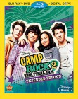 Camp Rock 2: The Final Jam Blu-ray + DVD + digital copy combo cover art - click for larger view