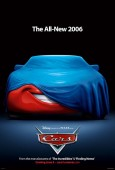 Cars: The All-New 2006 teaser movie poster