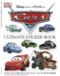 Cars: Ultimate Sticker Book