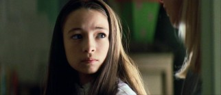 As the film progresses, Lilith (Jodelle Ferland) feels less like a victim and more of an angel-faced villain.