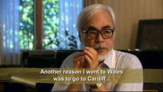 Hayao Miyazaki reflects on the film in three new short featurettes.