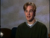 Dawson's Creek star James Van Der Beek didn't want to wait for his life to be over. He wanted to know right then what dubbing anime was like.
