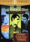 The Cry Baby Killer and The Little Shop of Horrors: Back-to-Back Jack Edition DVD cover