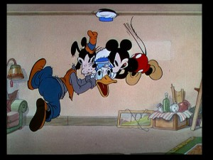 "Mickey, Donald, Goofy: ""Moving Day"""