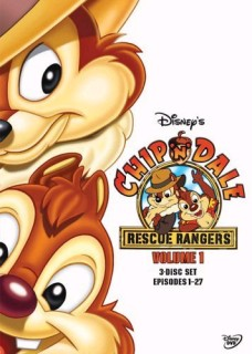 Buy the Chip 'n Dale Rescue Rangers: Volume 1 DVD from Amazon.com