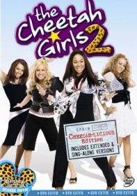 Buy The Cheetah Girls 2: Cheetah-licious Edition DVD from Amazon.com