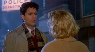 Chris Sarandon plays Mike Norris, the Chicago police detective tracking the Lakeshore Strangler. If he doesn't get his man, it's up to his brother Chuck.