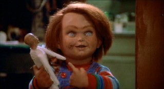 Chucky knows voodoo.