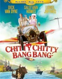 Chitty Chitty Bang Bang: Blu-ray + DVD cover art -- click to buy combo from Amazon.com