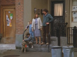 The Jamesons get a new dog via a doorbell ring-and-run.