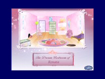 "Design your dream room (or gown or palace) in the fun DVD-ROM extra ""The Royal Life."""
