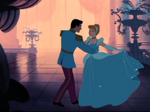 Though neither finds out who the other is, Cinderella and her handsome stranger have the perfect night.