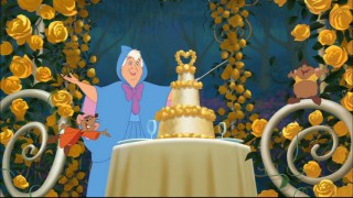 Nobody throws a party like the Fairy Godmother.