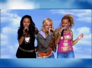 "The Cheetah Girls sing ""Shake a Tail Feather"" in this music video. It's just too bad Raven realized the group was for a TV movie, not for serious."