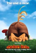 Chicken Little (2005) movie poster