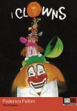 The Clowns (I Clowns) Raro Video DVD cover art -- click to buy DVD from Amazon.com