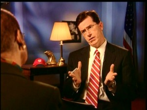 "Colbert's interview with Eleanor Holmes Norton is the comedic apex of The Colbert Report's ""Better Know a District"" series."