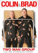 Colin Mochrie & Brad Sherwood: Two Man Group DVD cover art -- click to buy the DVD from Amazon.com