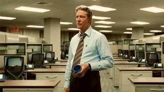 Thirty-year company veteran Phil Woodward (Chris Cooper) suddenly finds himself the only one still working in his area.