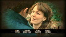 Rosemarie DeWitt makes an appearance in the DVD main menu montage.