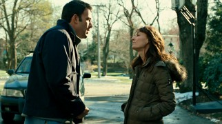 The financial woes of unemployment creates tension between Bobby (Ben Affleck) and semi-supportive wife Maggie (Rosemarie DeWitt).