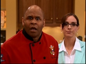 Chef Victor and Miss Samuels can�t believe they saved 15% on car insurance by switching to Geico.