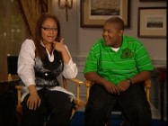 "Raven-Symone and Kyle Massey reminisce about being on screen siblings in ""Raven in the House."""