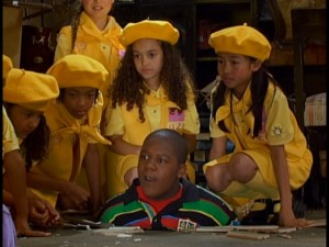 Cory in the floor!