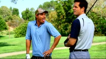 Grayson sees Bobby at his most confident when he reluctantly agrees to golf with him.