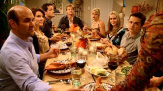 "Fulfilling her not so secret desire, Jules gets to host a big Thanksgiving dinner in ""Here Comes My Girl."""
