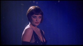 "As Velma Kelly, Catherine Zeta-Jones smolders the screen with awesome eyeliner ""And All That Jazz."""