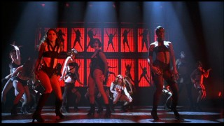 """He had it comin'!"", sing the crazy women in the ""Cell Block Tango"" sequence."