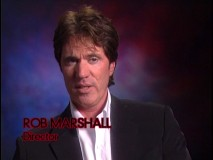 "Director Rob Marshall as seen (through layers of make-up) in ""An Intimate Look at Rob Marshall."""