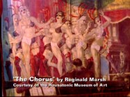 These showgirls provided inspiration fro set design as seen in the profile of Production Designer John Myhre.