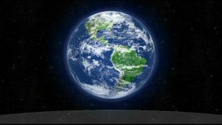 "This simple image of planet Earth can be rotated, leading to monthly-updated facts in what Disney calls a ""Living Planet"" (a ""Living Menu"" on other Disneynature Blu-rays)."