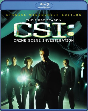 Buy CSI: The First Season on Blu-ray Disc from Amazon.com