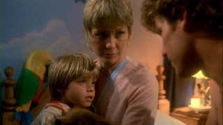 The Trenton family -- son Tad (Danny Pintauro), mother Donna (Dee Wallace), and father Vic (Daniel Hugh-Kelly) -- might be happier if one of them wasn't dabbling in adultery.