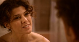 """My Cousin Vinny"" Oscar winner Marisa Tomei plays Molly, the divorced mother who wants her son and new man to accept one another."