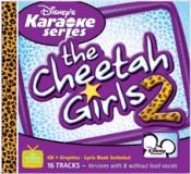 Disney's Karaoke Series: The Cheetah Girls 2
