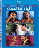 About Last Night (2014) Blu-ray Disc cover art -- click to buy from Amazon.com