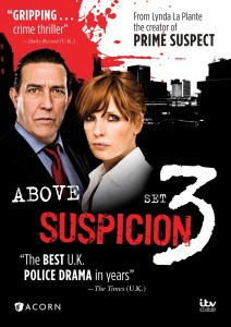 Above Suspicion: Set 3 DVD cover art -- click to buy from Amazon.com